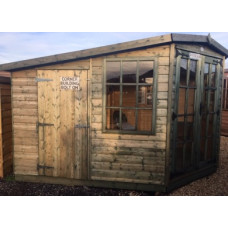 Perren Corner Summerhouse 7x7 - Ex-Display Bristol