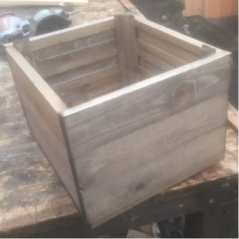 Bushel Box Planter