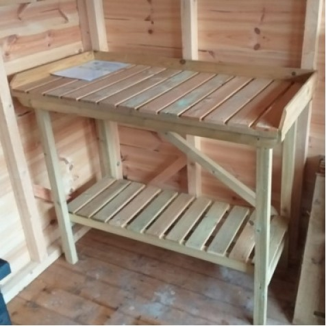 Potting Bench - Bristol Display