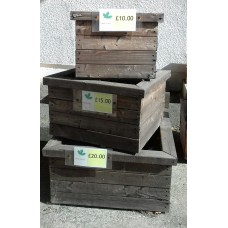 Special Planters - Bude Display