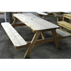 6ft Picnic Table - Ex-Display Bude