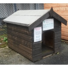"Classic Kennel 2'6""x3' - Ex-Display Bude"