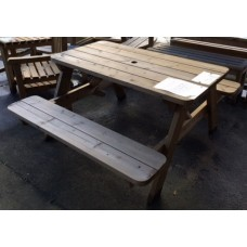 4ft Picnic Table - Ex-Display Bude