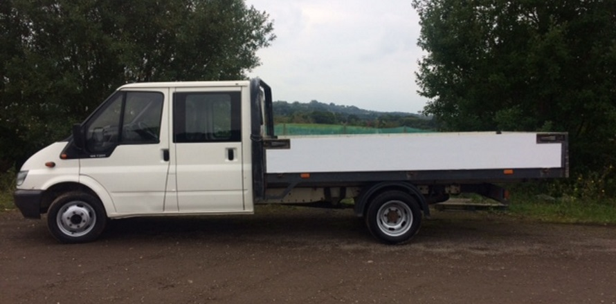 02 Crew Cab Truck for Sale