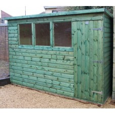 Superior Shed Range - Pent Roof