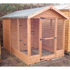 Apex Kennel With Run Kennels & Runs