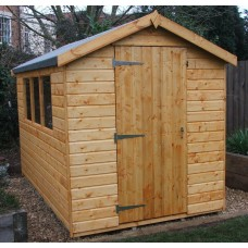 Superior Shed Range - Apex Roof Apex Sheds