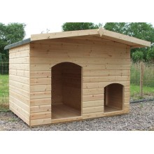 Double Classic Kennel Kennels & Runs