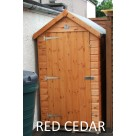 Popular / General Shed Range - Apex Roof