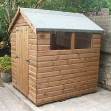 Popular / General Shed Range - Apex Roof Apex Sheds