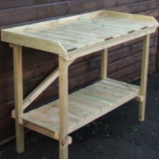 Potting Bench Cold Frames & Planters
