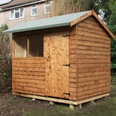 Pytchley Garden House Apex Sheds