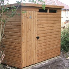 Security Shed Range - Pent Roof Security Sheds